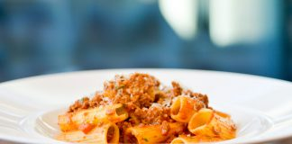 Mission and Market bolognese recipe