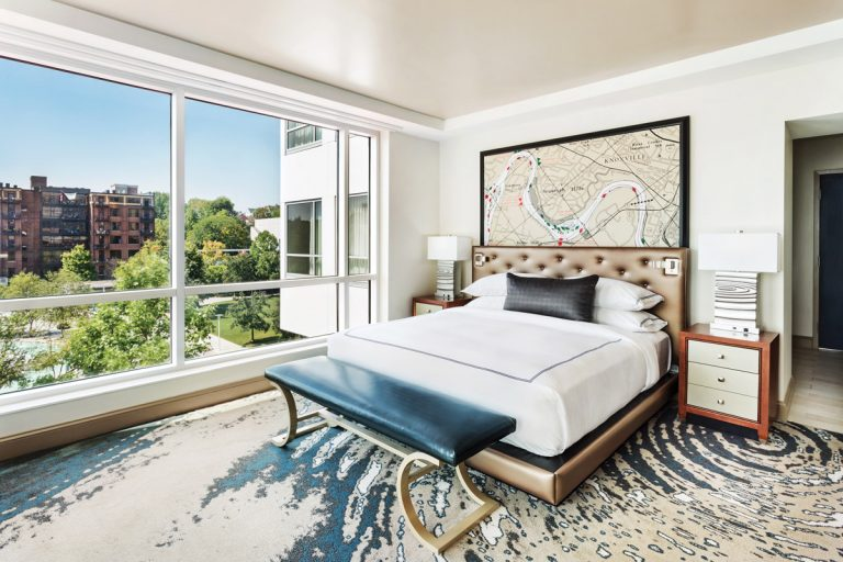 Where to Stay: The Tennessean in Knoxville