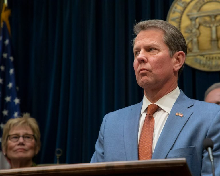Governor Kemp has made his choice clear. What about yours?