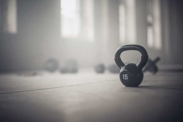 The gym helped me cope. Now that I need it more than ever, it's gone.