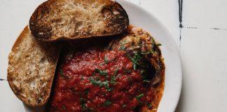 Eggplant Parmesan from Varuni Napoli