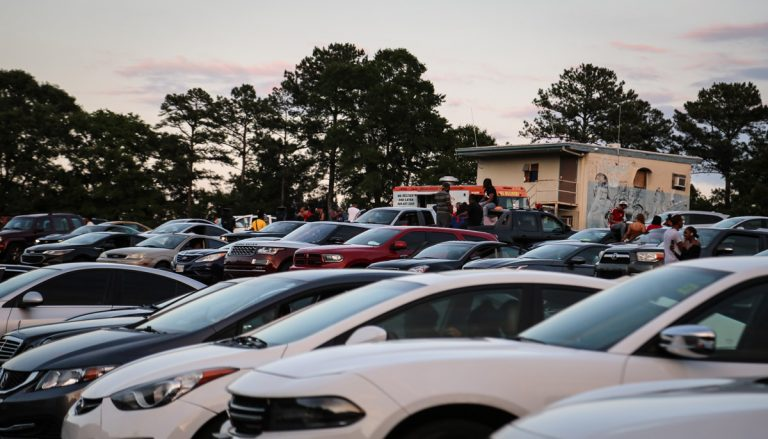 As concert venues remain closed, parking lot concerts keep live music going