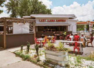 Lazy Llama Cantina Atlanta
