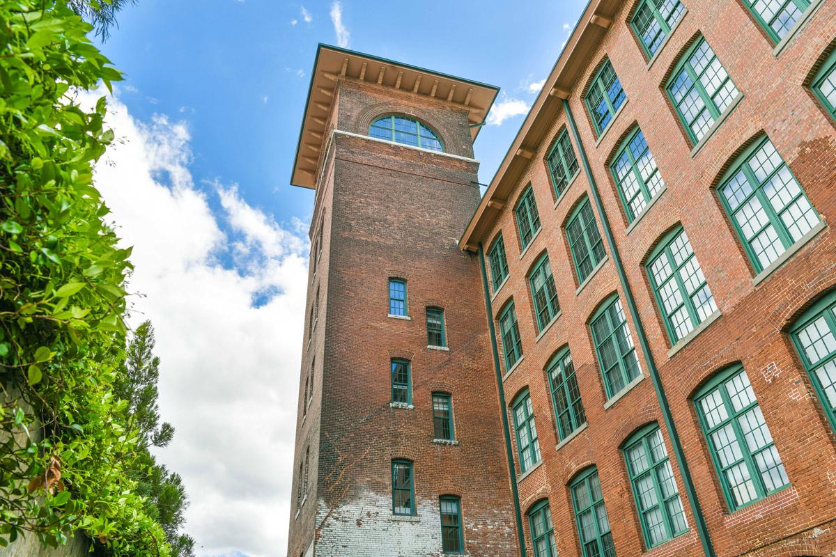 Stacks lofts tower Atlanta