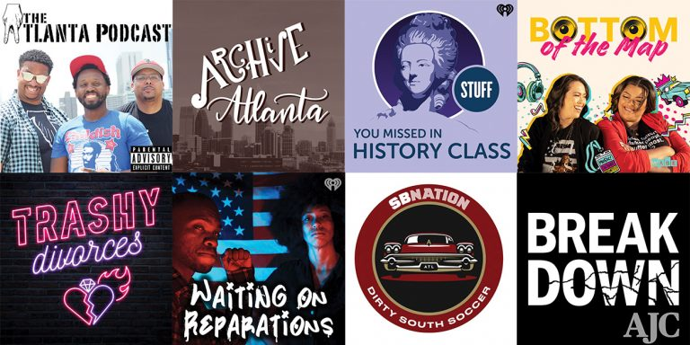 20 Atlanta podcasts to add to your queue