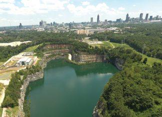 What's happening with Westside Park in northwest Atlanta?