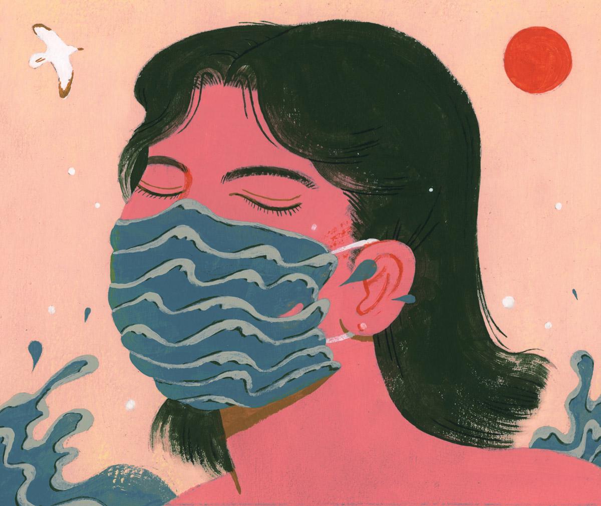 Tips for fighting maskne mask acne