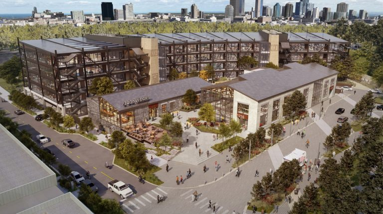 Biggest development bet on English Avenue in ages, Echo Street West, is officially moving forward