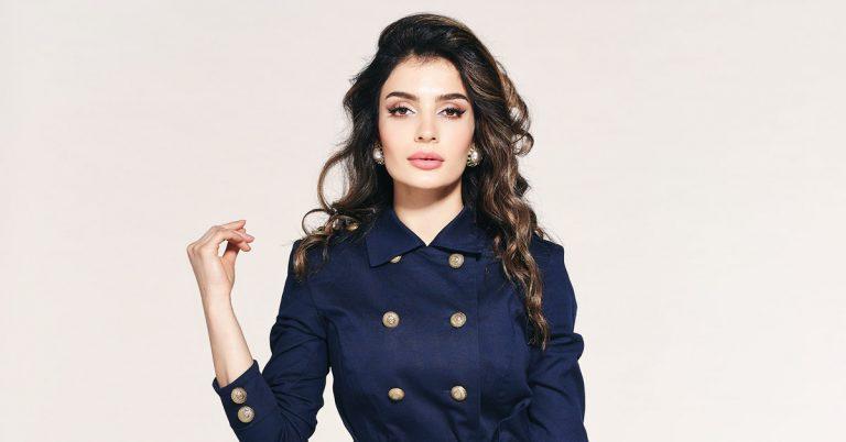 My Style: Shahad AlQaysi, fashion designer and blogger