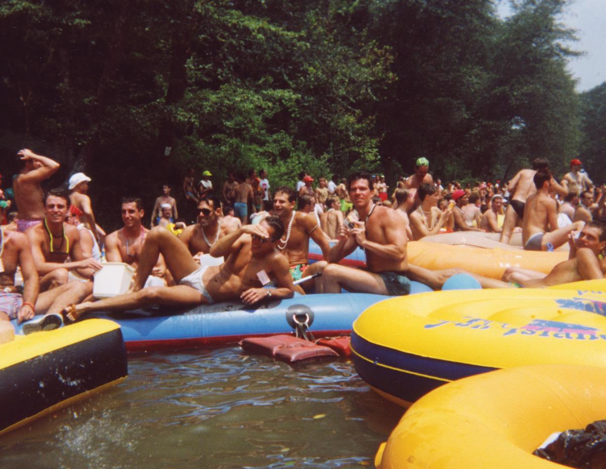 Hotlanta Raft Race