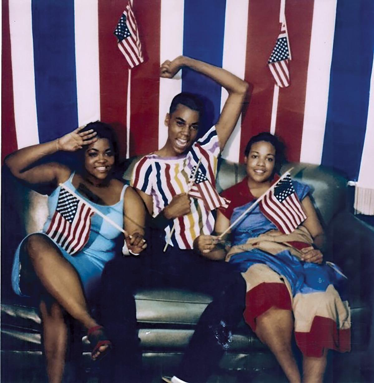RuPaul & The U-Hauls on The American Music show