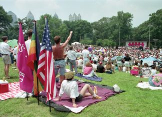 Atlanta Pride 50 inclusivity