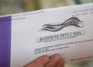 How to do I request and submit an absentee ballot in Georgia?