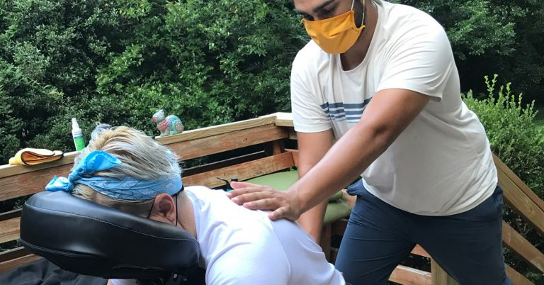 My quest for a safer massage during the pandemic