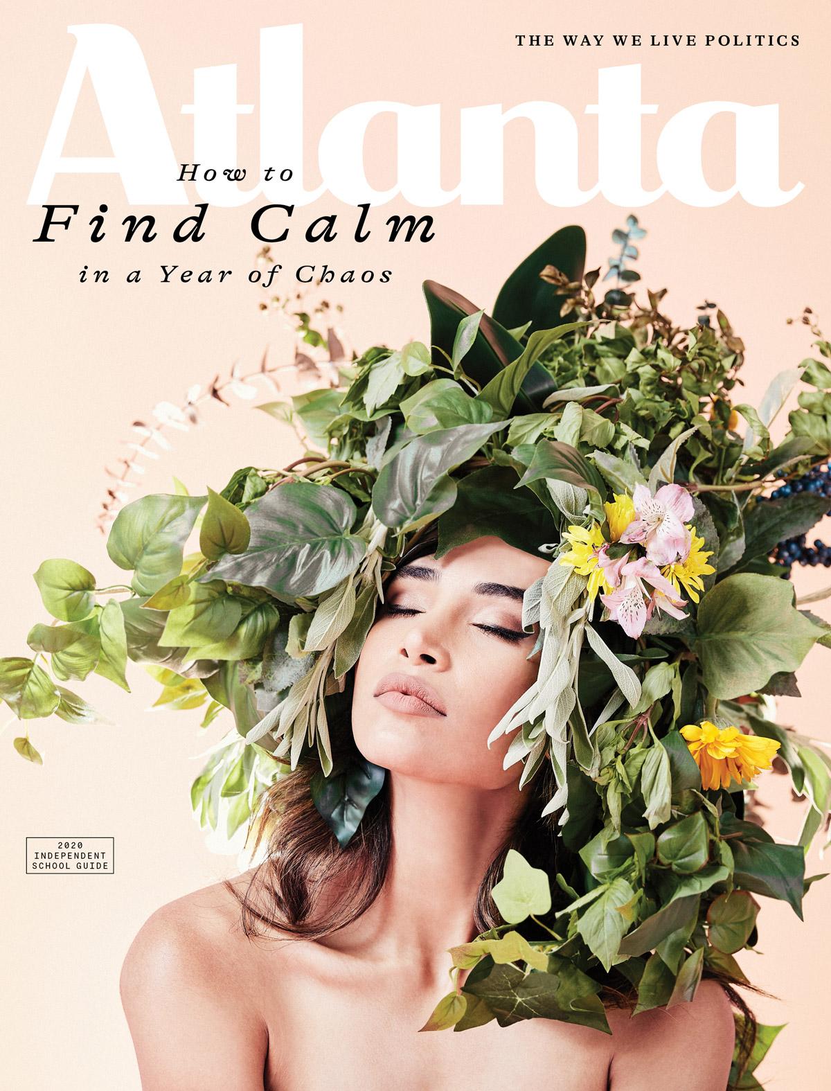 Atlanta Magazine November 2020 issue