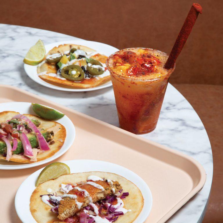 The verdict on 3 new Atlanta restaurants: Chi Chi Vegan Taco Shop, Woodward & Park, and Brown Bag Seafood