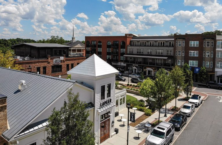 There's more to the Alpharetta's explosive mixed-use growth than Avalon