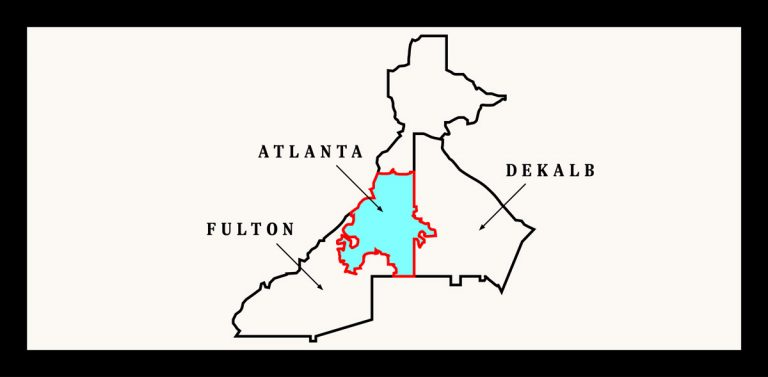 """It's """"duh-CAB,"""" and other things out-of-towners need to know about Atlanta and Georgia"""