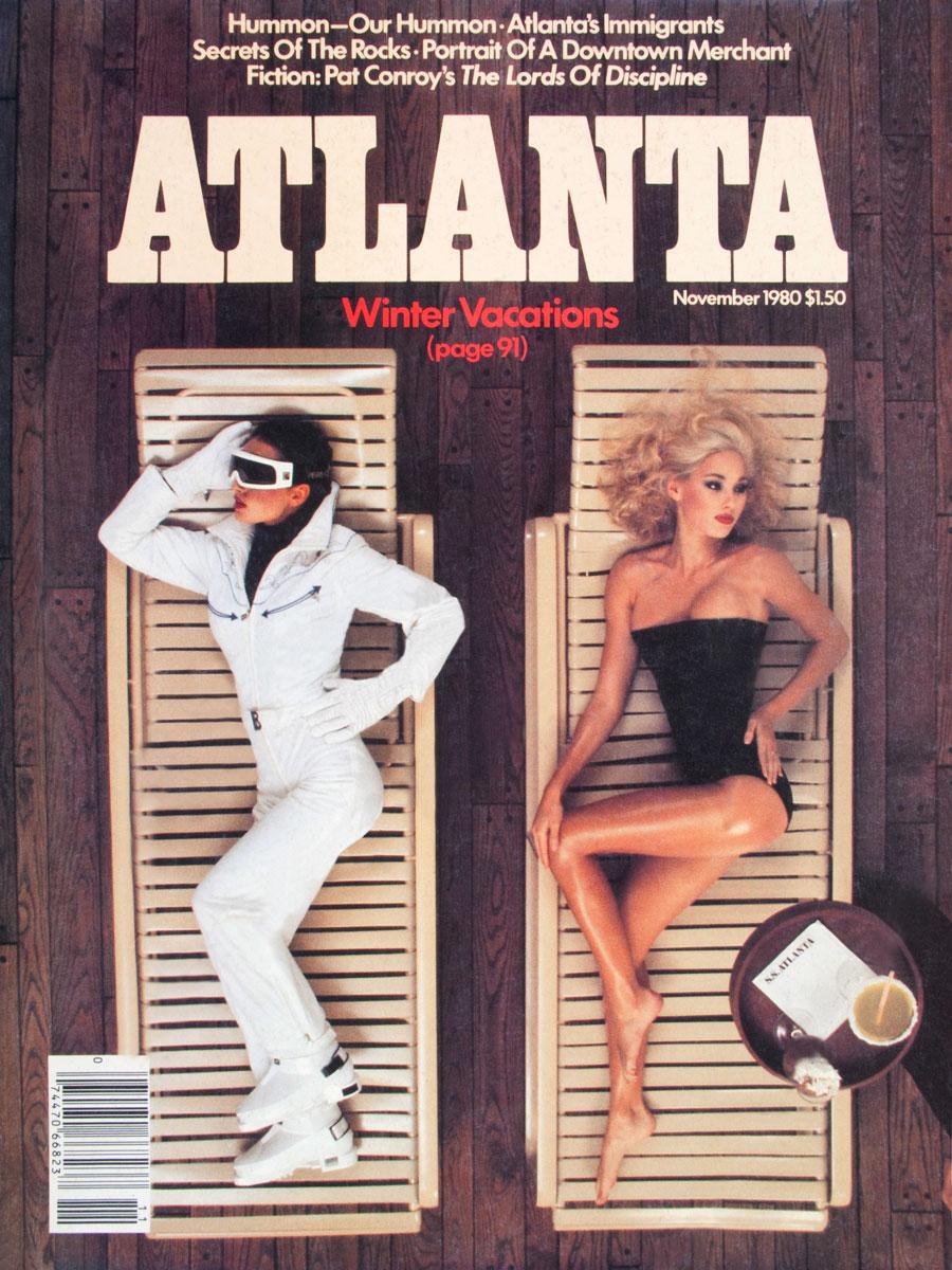 Atlanta magazine November 1980