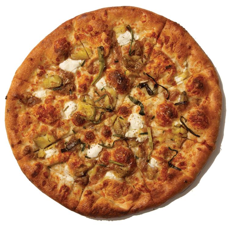 "MTH Pizza ""We Say Potato ..."""