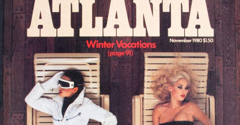 60 years of covering Atlanta: The 1980s
