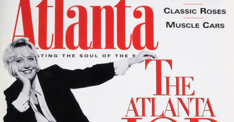 60 years of covering Atlanta: The 1990s