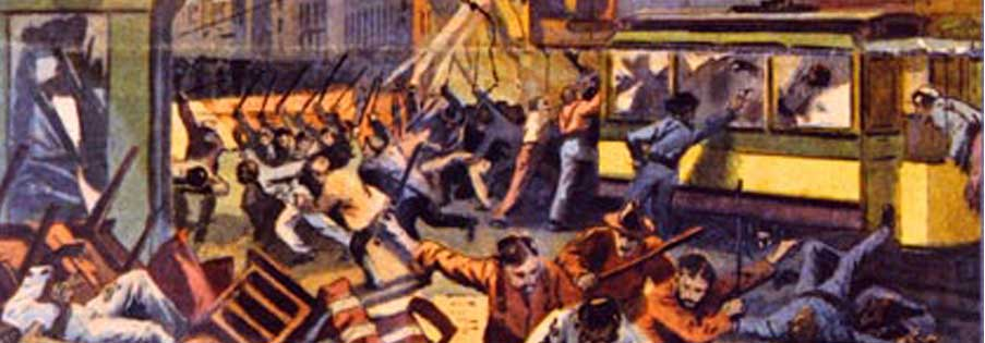 U.S. Capitol innsurrection 1906 Atlanta Race Riots