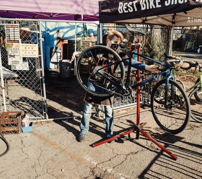 For local bike shops, the pandemic was a lesson in supply and demand