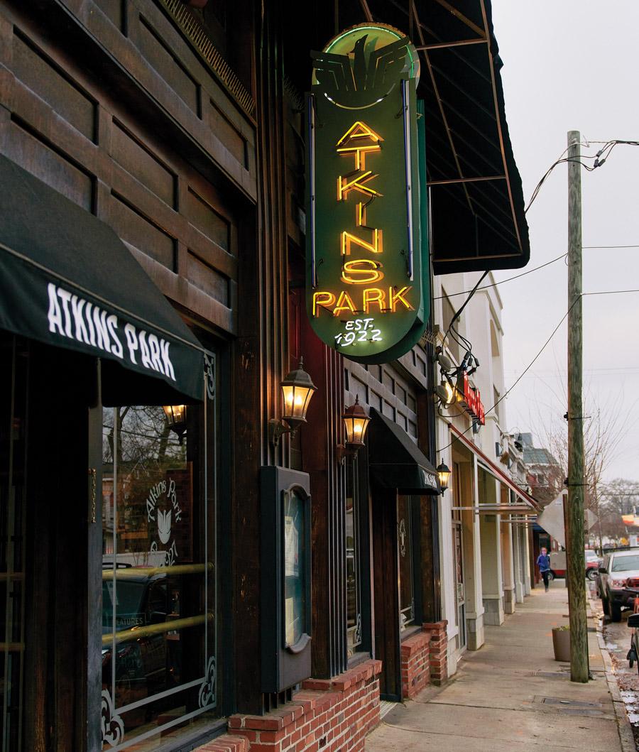 Virginia-Highland's culinary comeback