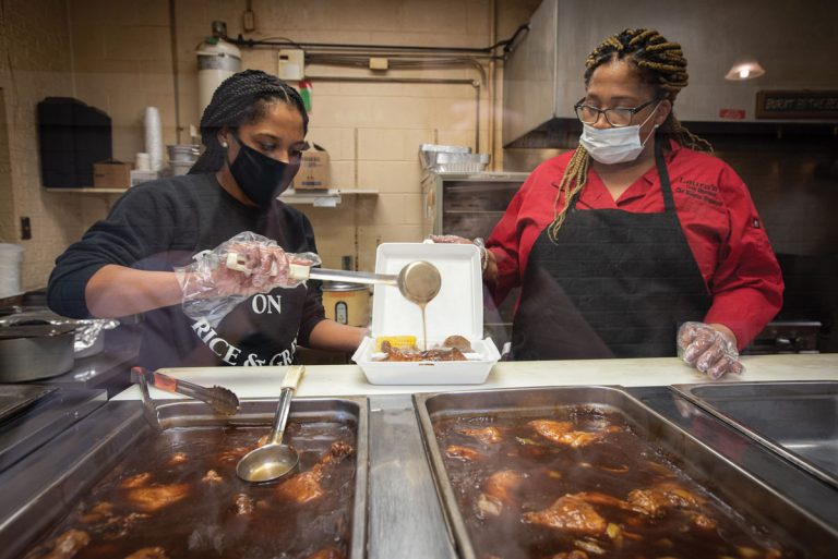 The Lunch Ladies of Lafayette: 3 women dishing up a true taste of Cajun Country