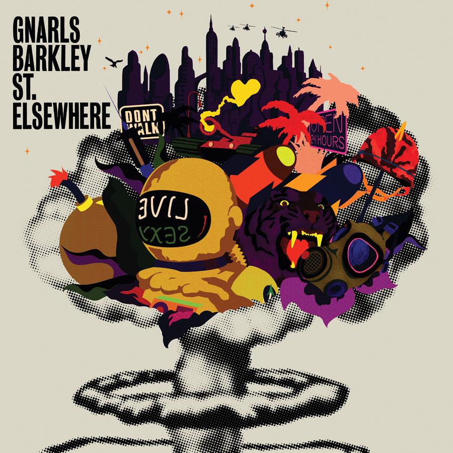 Gnarles Barkley Crazy 15th anniversary