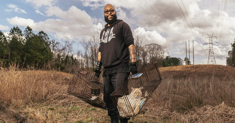 Sterling Davis is Atlanta's king of trap (neuter, return)
