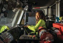 Atlanta essential workers Whitney Beauford-Morris