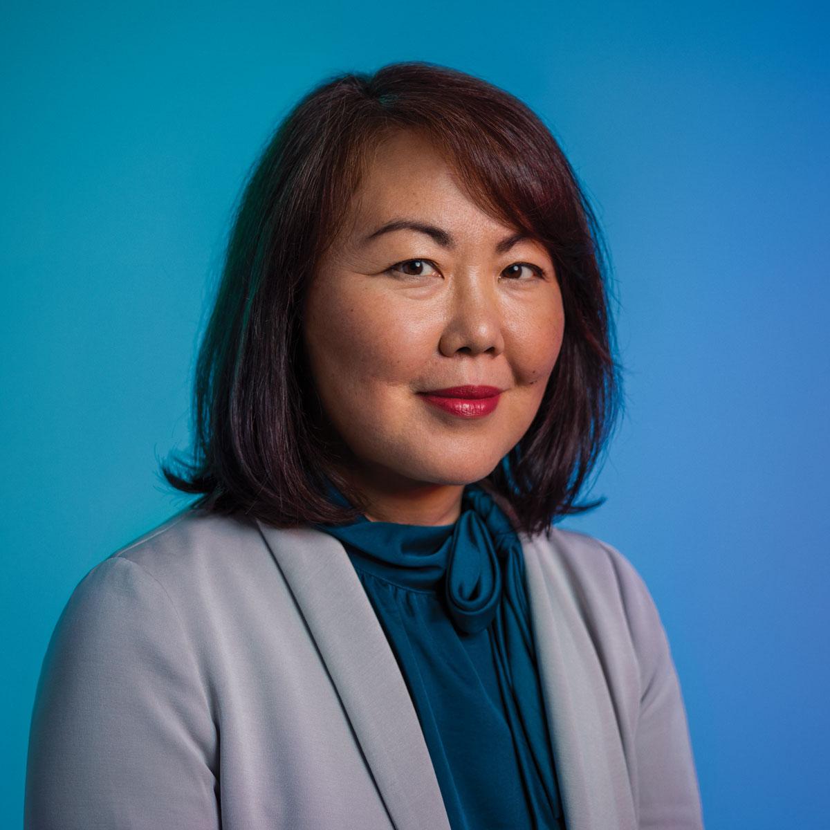 Helen Kim Ho