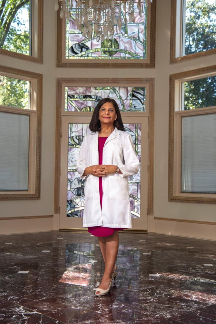 Women Making a Mark: Gulshan Harjee
