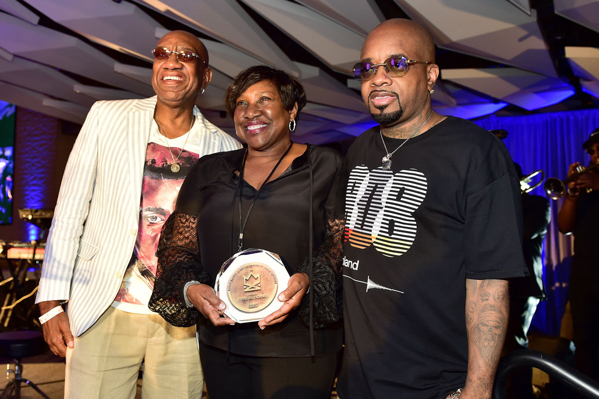 Black Music And Entertainment Walk Of Fame induction